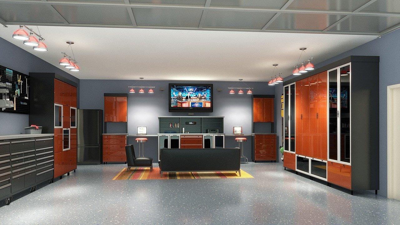 Ultimate man cave garage plans for Ultimate garage plans