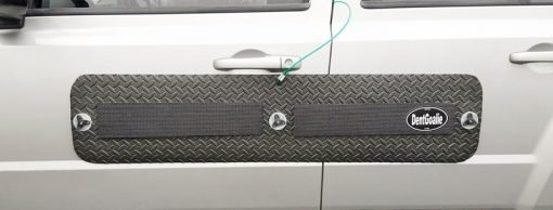 suction cup door dent protectors for aluminum and fiberglass cars