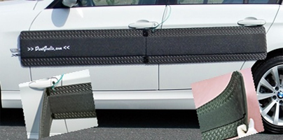 heavy duty car door guards offered by dentgoalie.com