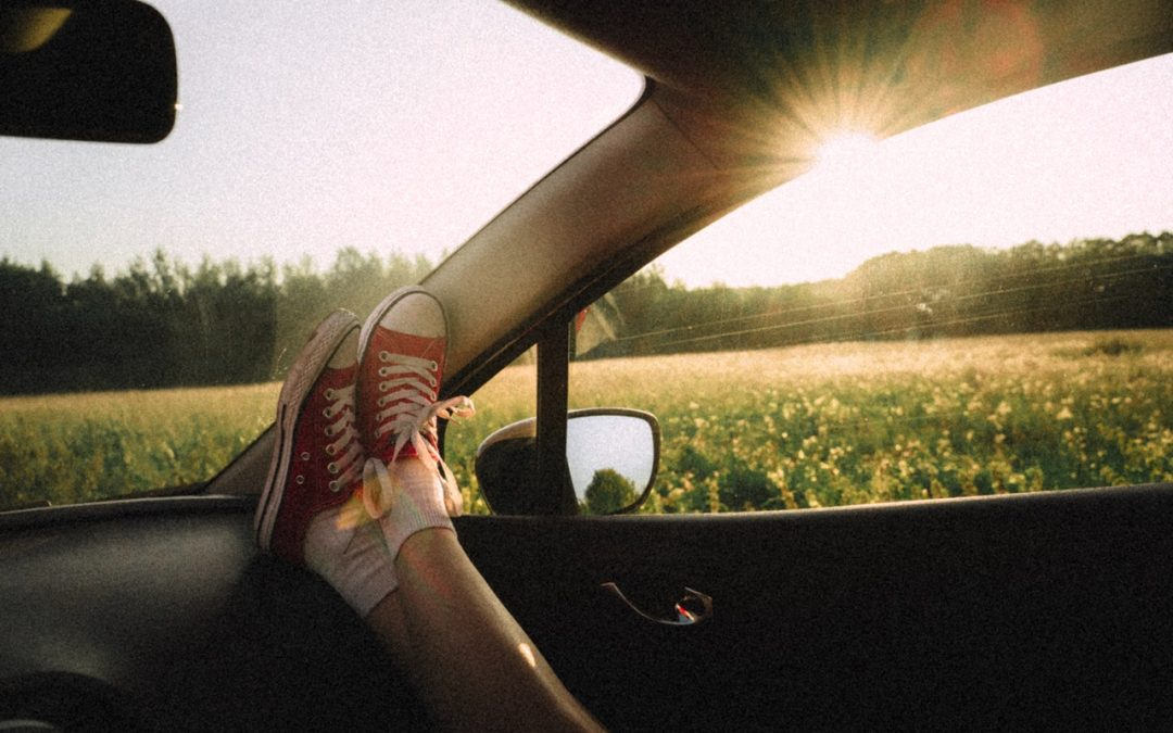 6 Things You Shouldn't Leave in Your Car This Summer