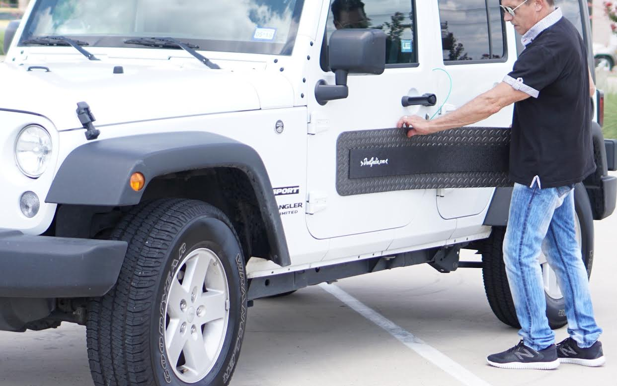 Car Door Protector For Suvs Dent Goalie